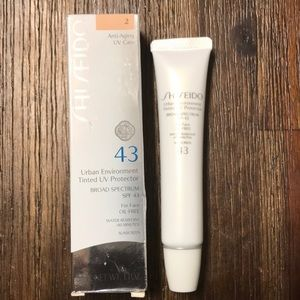 SHISEIDO Urban Environment Tinted UV Protector